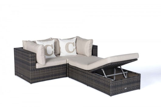 rattan ecksofa sch ne rattan lounge rattanm bel. Black Bedroom Furniture Sets. Home Design Ideas